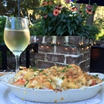 Lobster Mac & Cheese - Fresh Maine lobster with sharp cheddar cheese and penne.