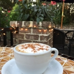 Any night is a great night for a delicious Cappuccino!